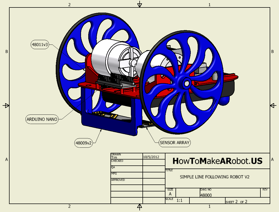 SIMPLE_LINE_FOLLOWING_ROBOT_V2_ASSEMBLY_SHEET_2_OF_2