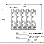 SIMPLE_LINE_FOLLOWING_ROBOT_V2_PCB_LAYOUT_DRAWING