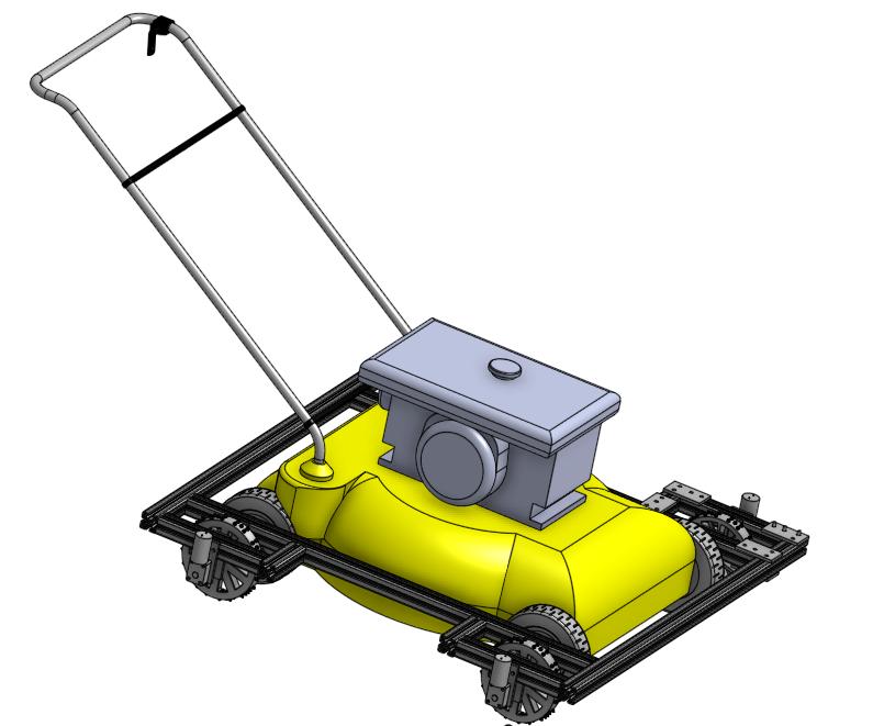 DIY all-terrain Robotic Lawn Mower – How to Make a Robot